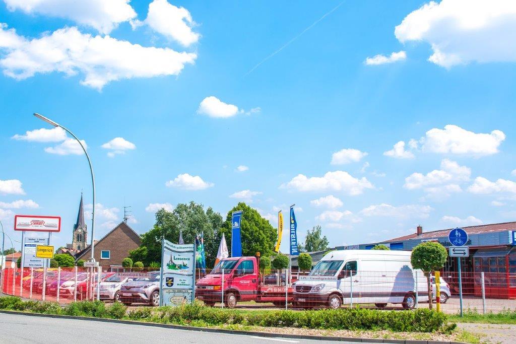 Fahrzeugauswahl Autohaus Schmidt Lengerich Autokauf - Autokauf leicht gemacht!