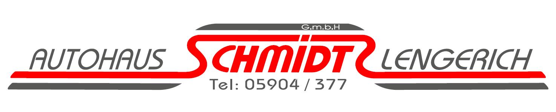 Logo Autohaus Schmidt Lengerich Emsland